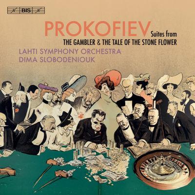 Prokofiev: Sarjoja / Sinfonia Lahti