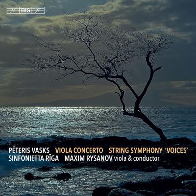 Vasks / Rysanov & Sinfonietta Riga