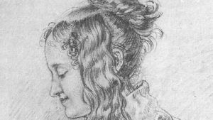 Brödernas syster, Lotte Grimm.