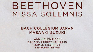 Missa Solemnis / Beethoven
