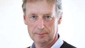SVT:s kanal- och tablåchef Thomas Nilsson.