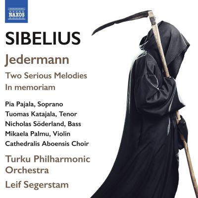 Turun filharmonisen orkesterin levyn kansikuva.