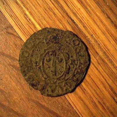 1500 luvun hopearaha