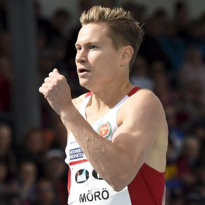 Oskari Mörö springer mot FM-guld