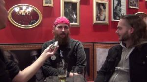 Speedtrap intervjuas av X3M:s Kjell Simosas.