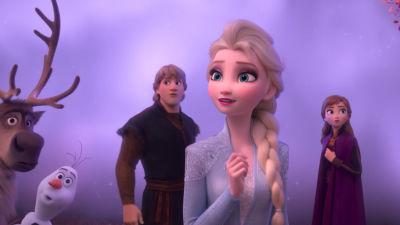 Hur Gammal Är Elsa I Frost