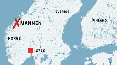 Stenar Rasar I Rekordfart Fran Berget Mannen I Norge Se Video