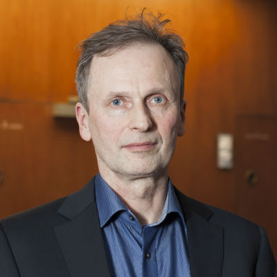 Professor i straffrätt Kimmo Nuotio.