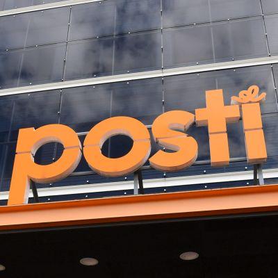 Ett av Postens postcentrum.