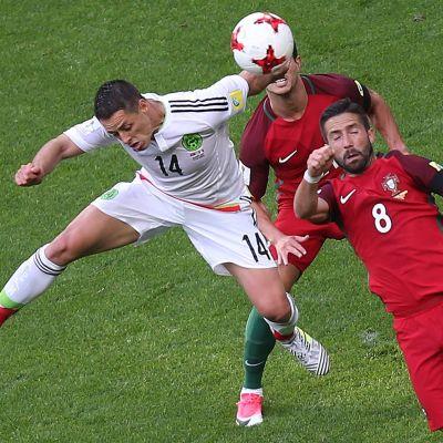 Javier Hernandez nickar