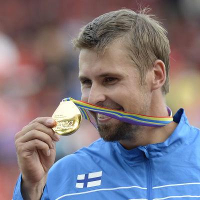 Antti Ruuskanen, EM-guld 2014.