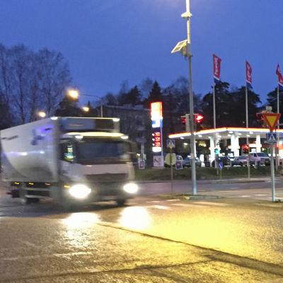 Taina Toivanen är trafikplanerare vid Helsingfors stad.
