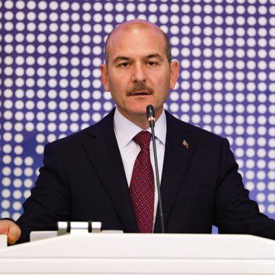 Suleyman Soylu.