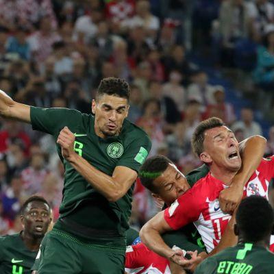 Luka Modric vie Kroatian 2-0-johtoon
