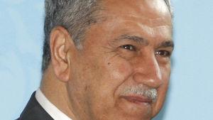 Turkiets vice premiärminister Bülent Arinc.