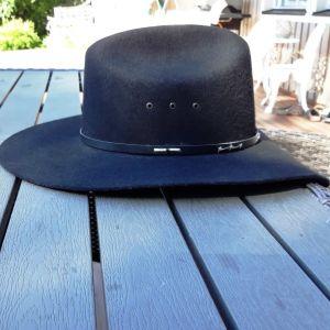 En Stetson cowboyhatt