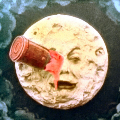 Matka Kuuhun (1902), ohjaus Georges Méliès.