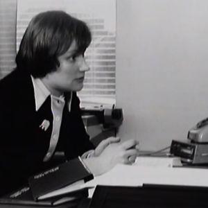 Tarja Halonen vuonna 1973