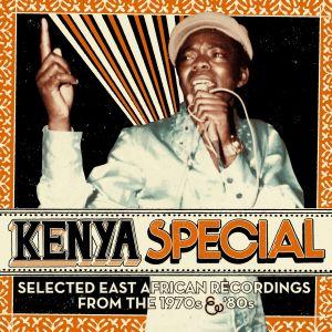Kenya Special, skivpärm