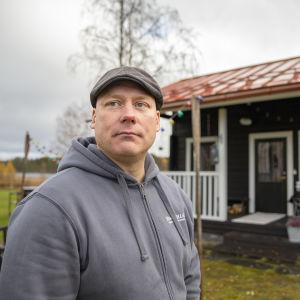 AirBnb vuokranantaja Sami Sällinen