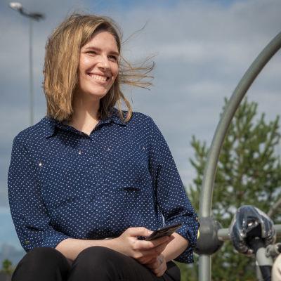 Clara Vinogradova kertoo, kuinka koronavirus estää hänen matkustamisen Venäjälle