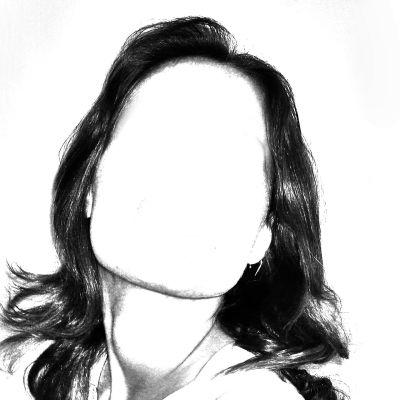 Ansiktslös kvinna