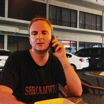 Andy Hall on syytteessä kunnianloukkauksesta Thaimassa.