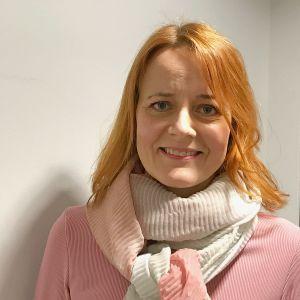 cancerläkaren Leena Vehmanen