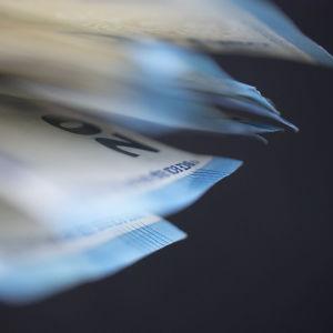 kahdenkymmenen euron seteleitä