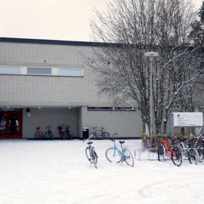 Kiviniityn koulu i Karleby.