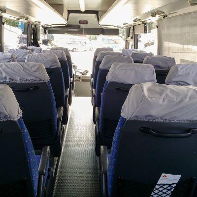 Koiviston Auton pikavuorobussi