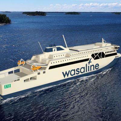 Merenkurkun uusi laiva