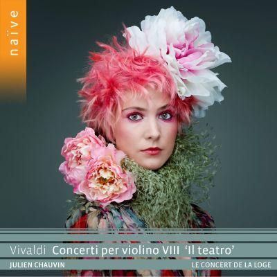 """Vivaldi: Concerti per violino VIII """"Il teatro"""""""