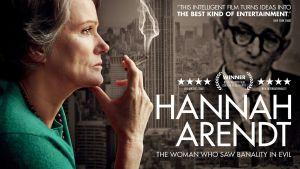 Von Trottan elokuva Hannah Arendtista.