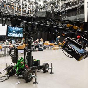 Bild av studio i Mediapolis.