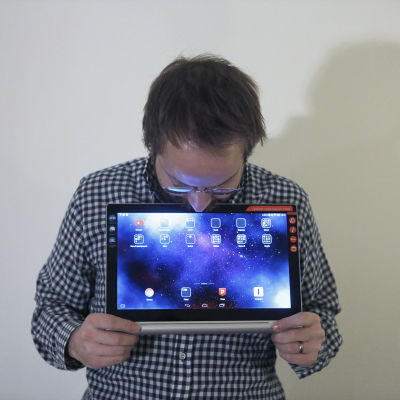 Yoga Tablet 2 Pro -taulutietokone