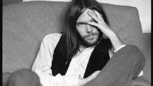 Neil Young 70-luvun alussa
