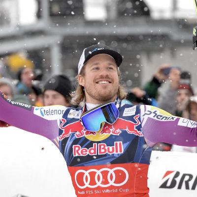 Kjetil Jansrud, norsk utförsåkare.