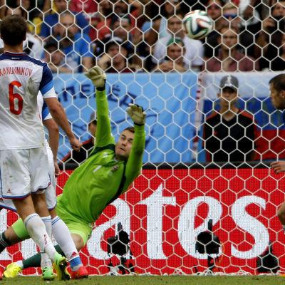 Ryssland, VM 2014
