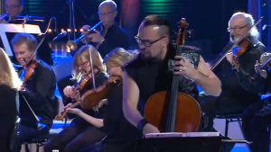 Pelimusiikkikonsertti, Slush. Helsingin Musiikkitalo.