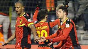 Belgiens fotbollslandslag