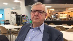 Leif Sevón, tidigare president för Högsta domstolen.