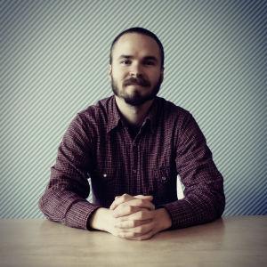 Doktorandstuderande i sociologi Aleksi Hupli. Forskar i hjärndopning.