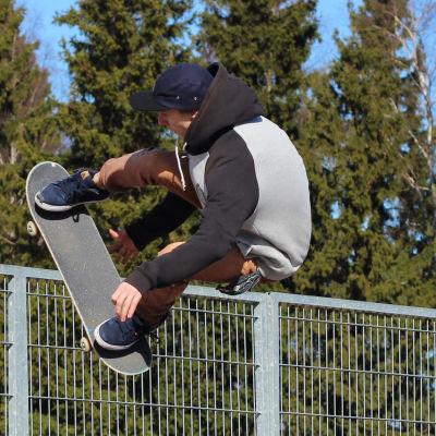 Kokon skatepark.