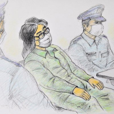 Twitter-tappajaksi nimetty japanilainen sarjamurhaaja tuomittiin tiistaina kuolemaan Tokiossa.