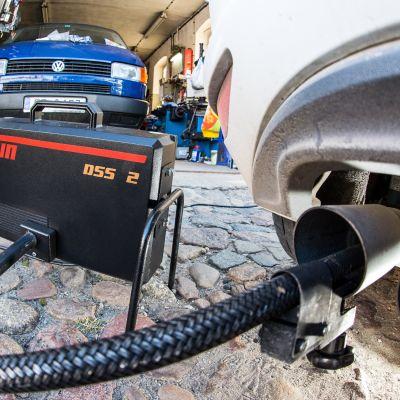 Autojen päästörajoitukset puhuttavat Yhdysvalloissa.