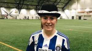 Jutta Rantala gjorde fyra mål mot ONS i premiären.