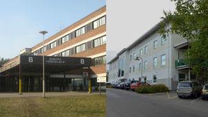 Lojo sjukhus och Raseborgs sjukhus