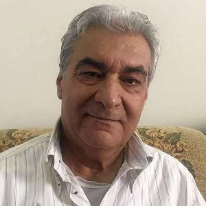 Den syriska författaren Niroz Malek
