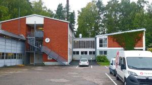 Räddningsinstitutets gamla byggnad i Otnäs blir flyktingförläggning